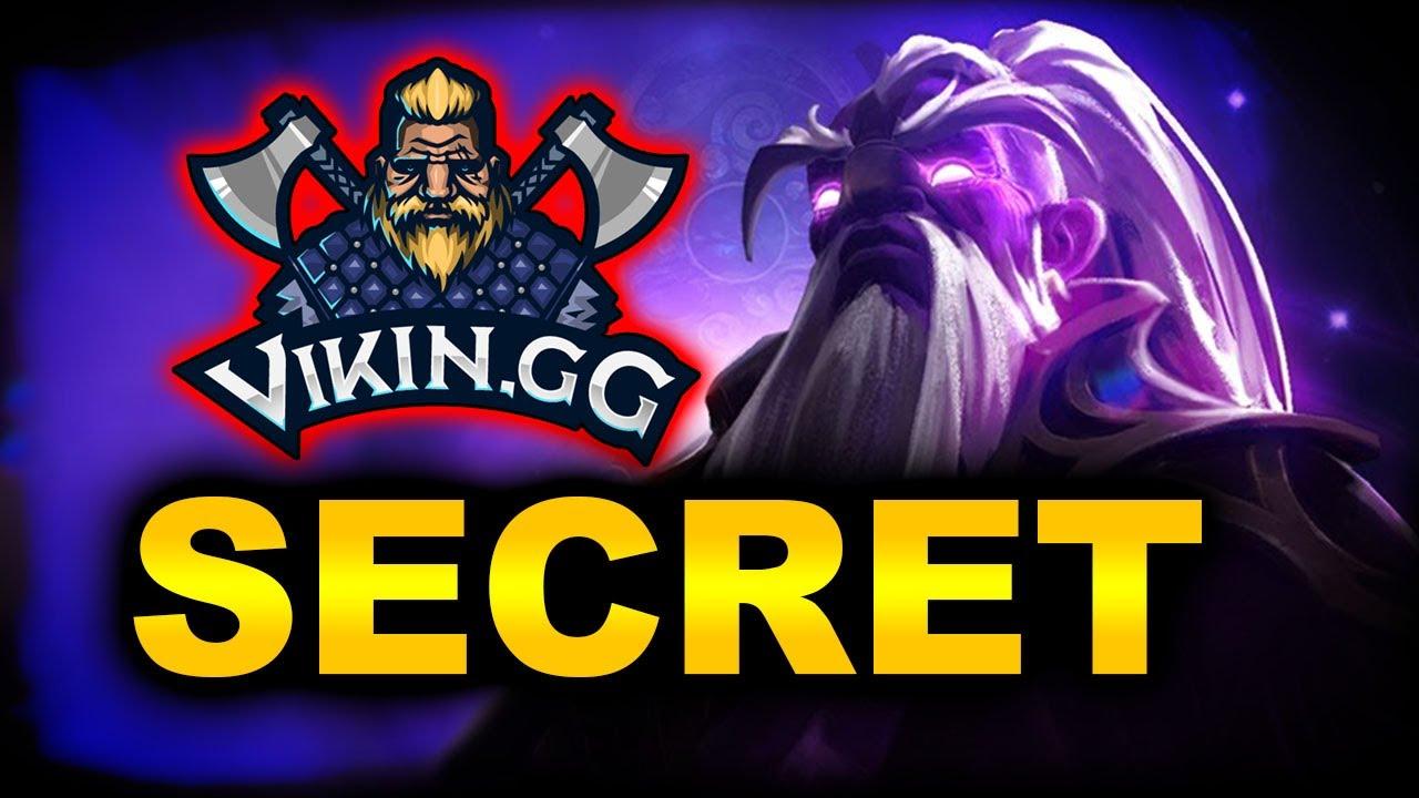 SECRET vs VIKIN.GG – Great Game! 60+ MIN – BEYOND EPIC DOTA 2