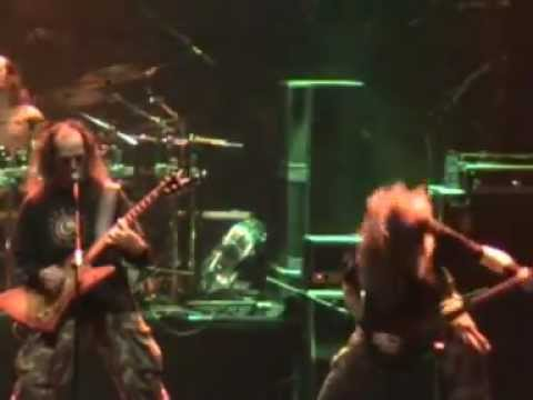 Nile - Spawn of Uamenti & Annihilation of the Wicked live fantastic sound