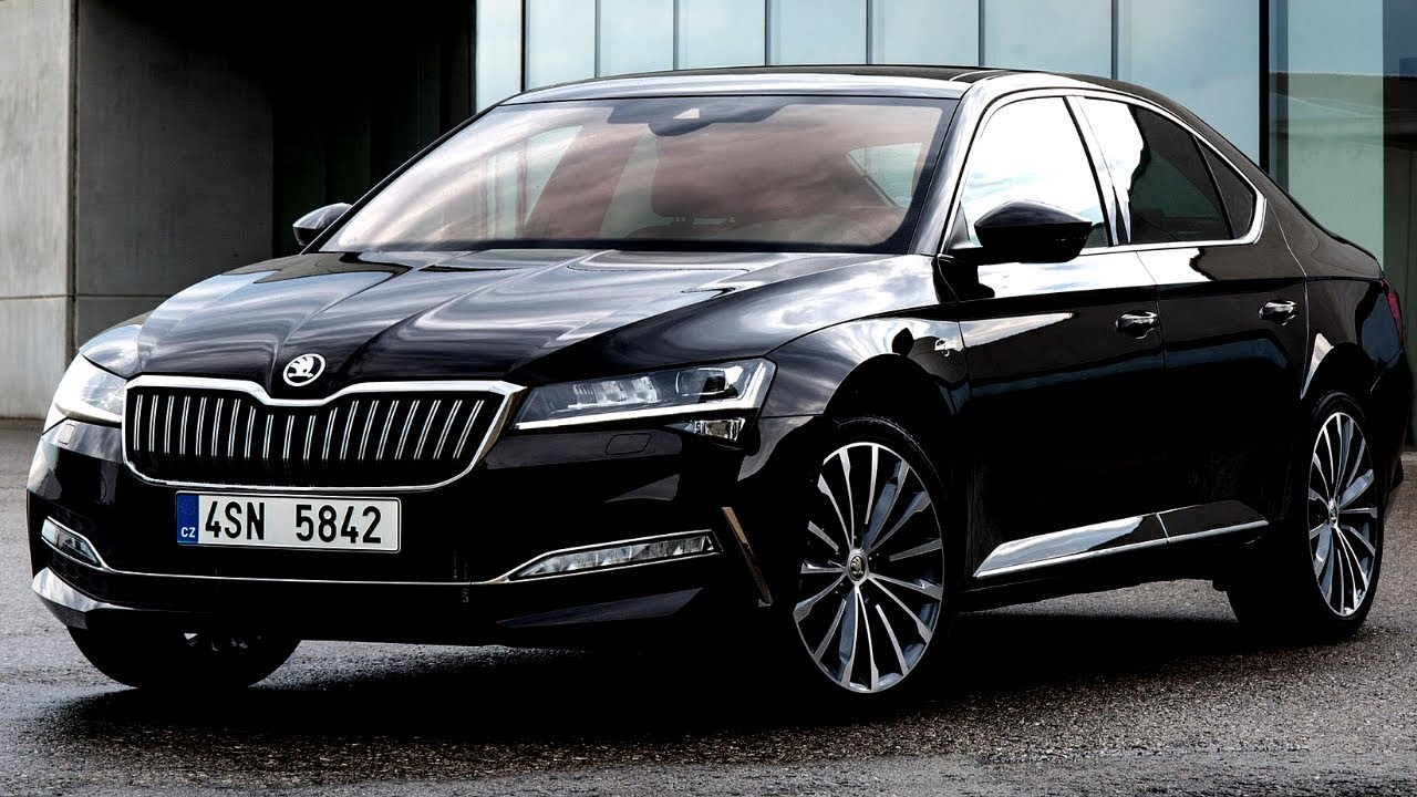 2020 Skoda Superb Laurin Klement Features And Drive Youtube