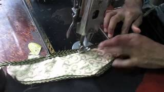 How to make Fashionable designer blouse C part 2 of 3