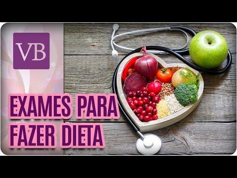 Quais Exames Fazer Para Começar a Dieta? - Você Bonita (21/10/16)