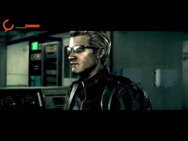 Resident Evil Between 1-7 All Trailers