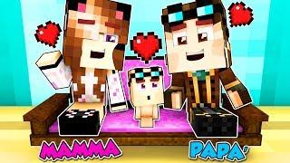 LYON E ANNA HANNO UN FIGLIO! - Casa di Minecraft #9