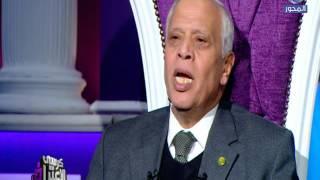 بالفيديو  اللواء حمدي بخيت: المعارضة عين فاحصة تنقلنا للأفضل