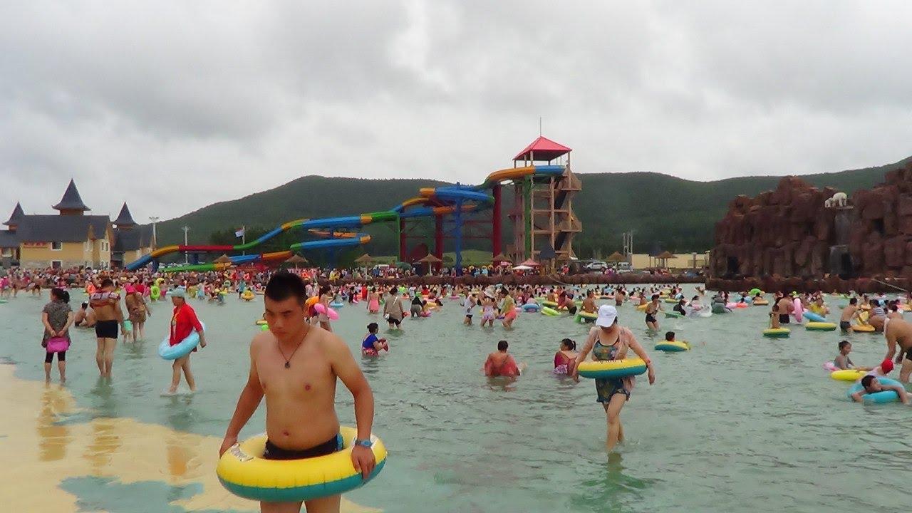 аквапарк в мишане китай фото касается певицы
