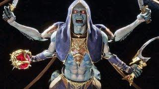 Mortal Kombat 11: História do Kollector