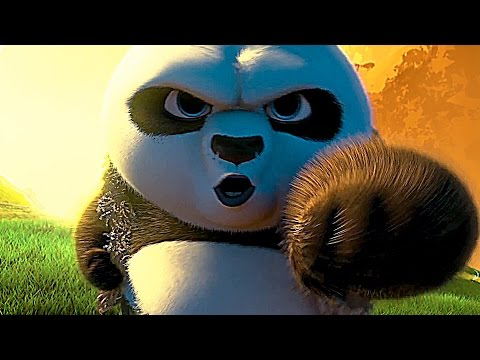 KUNG FU PANDA 3 Movie Clip 'Training'