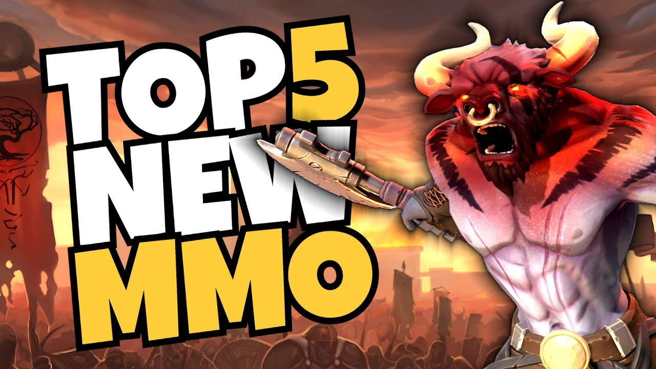 Top 5 New Mmos Coming In 2018 Youtube