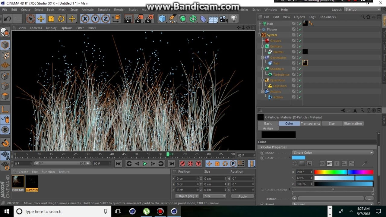 HOW TO DOWNLOAD+INSTALL AND USE X-PARTICLE FOR C4D R13--R19