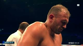 Fury  V Pianeta hd full fight