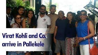 Watch: Kohli spotted with a cowboy hat as Men in Blue reach Pallekele