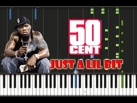 50 Cent - Just A Lil Bit Piano Cover
