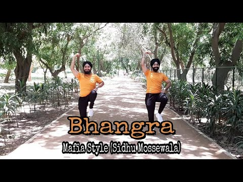 Mafia Style   Sidhu Moosewala   Dhol Mix   Sanjha Bhangra