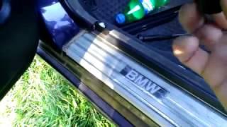 БМВ Е34 Ремонт ущільнювачів дверей BMW E34