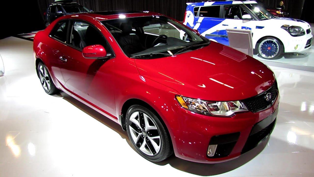 2013 Kia Forte Koup >> 2013 Kia Forte Koup Exterior And Interior Walkaround 2013 Montreal Auto Show