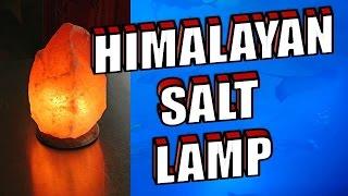 The Amazing Health Benefits of Himalyan Salt Lamps