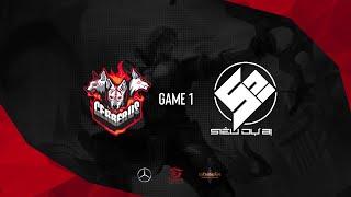 ESL Vietnam Championship - Liên Quân Mobile: Cerberus vs Siêu Dự Bị - Game 1