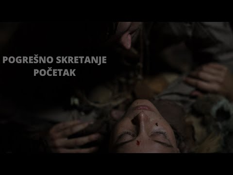 POGREŠNO SKRETANJE: POČETAK | Službeni trailer | 2021