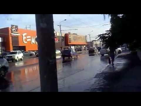 Работа ОАО ПО Водоканал в г. Ростове-на-Дону