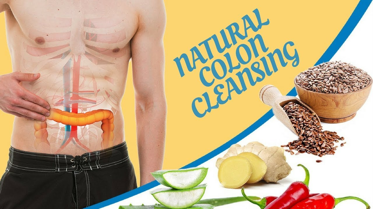 Colon cleansing with folk remedies and methods 93