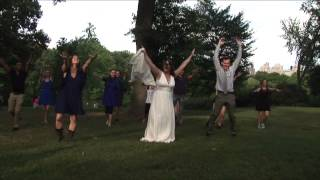 Heidi and Brodie's Dirty Dancing Party Anthem Wedding Flashmob!