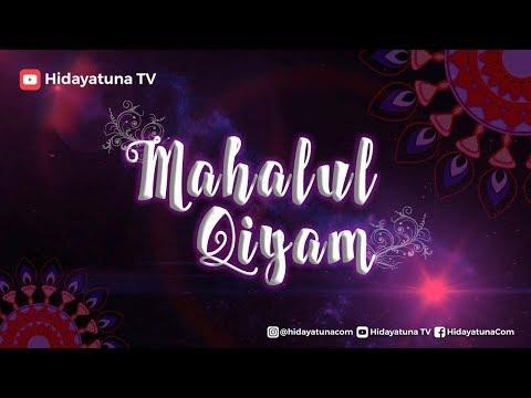 Sholawat Mahalul Qiyam Bikin Meneteskan Air Mata