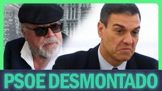 Villarejo confiesa y DESMONTA al PSOE
