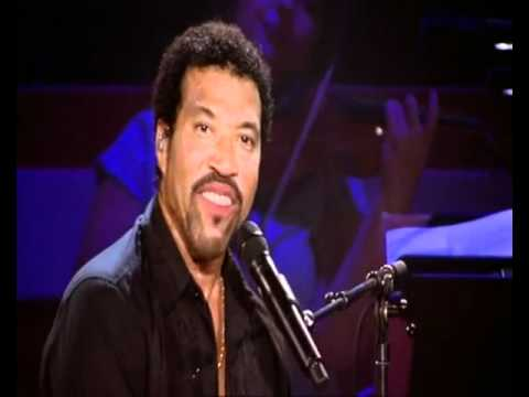 Lionel Richie Stuck on You Live
