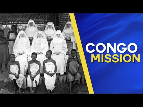 Missionary work in the Belgian Congo - Documentary (1961)