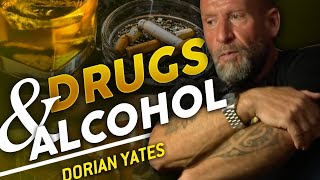 ALCOHOL VS AYAHUASCA - Dorian Yates London Real