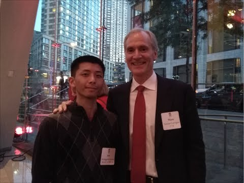 Future of Stanford University with President Marc Tessier-Lavigne in New York City
