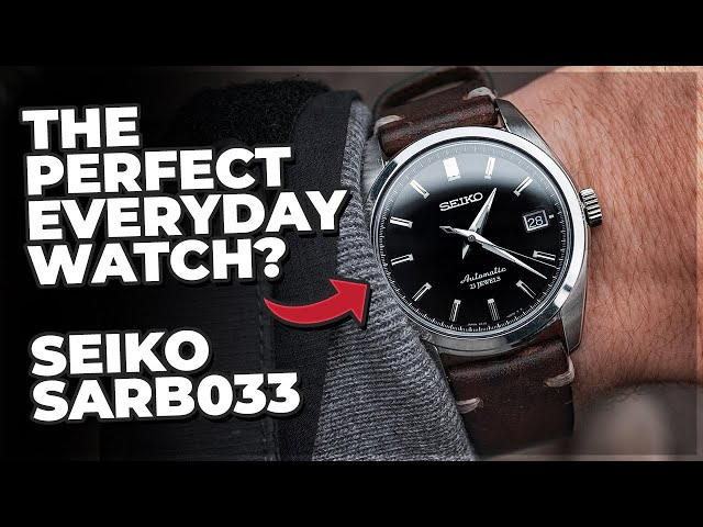 The Perfect Everyday Watch? | Seiko SARB033 Revisited 2021