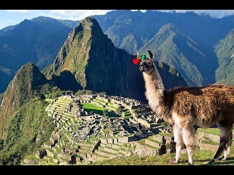 Machu Picchu Timelapse Perú