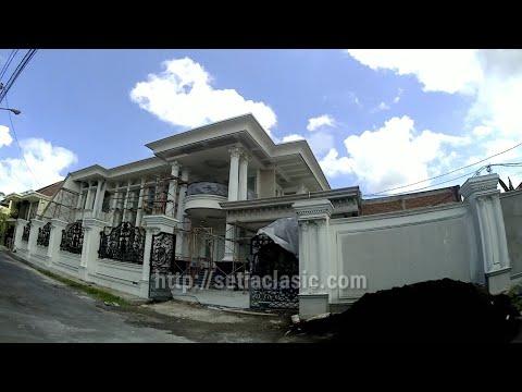 Rumah Klasik Modern Di Bali