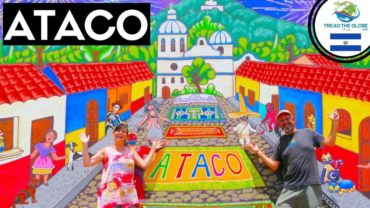 Ruta de las Flores (2019) ATACO & Ahuachapan | EL SALVADOR Travel Guide |  Vlog Series