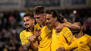 #AsianQualifiers - Group B: Australia 5 - 0 Nepal (Highlights)