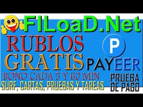 RUBLOS GRATIS !! (PRUEBA DE PAGO)