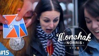 НЕРЕАЛЬНЫЕ ФОКУСЫ С МОНЕТАМИ! | МонЧакНоррис Шоу #15