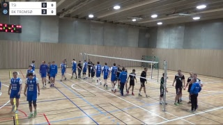 TSI - BKT 1/8 Finale NM volleyball