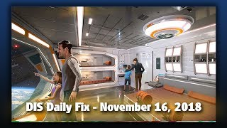 DIS Daily Fix | Your Disney News for 11/16/18