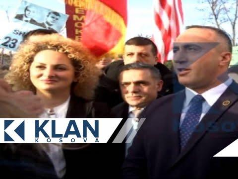 """""""Shtet me sovranitet"""" kërkojnë liderët opozitarë - 09.01.2016 - Klan Kosova"""
