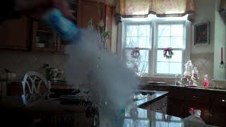 How to get Liquid Nitrogen (LN2) from common household items