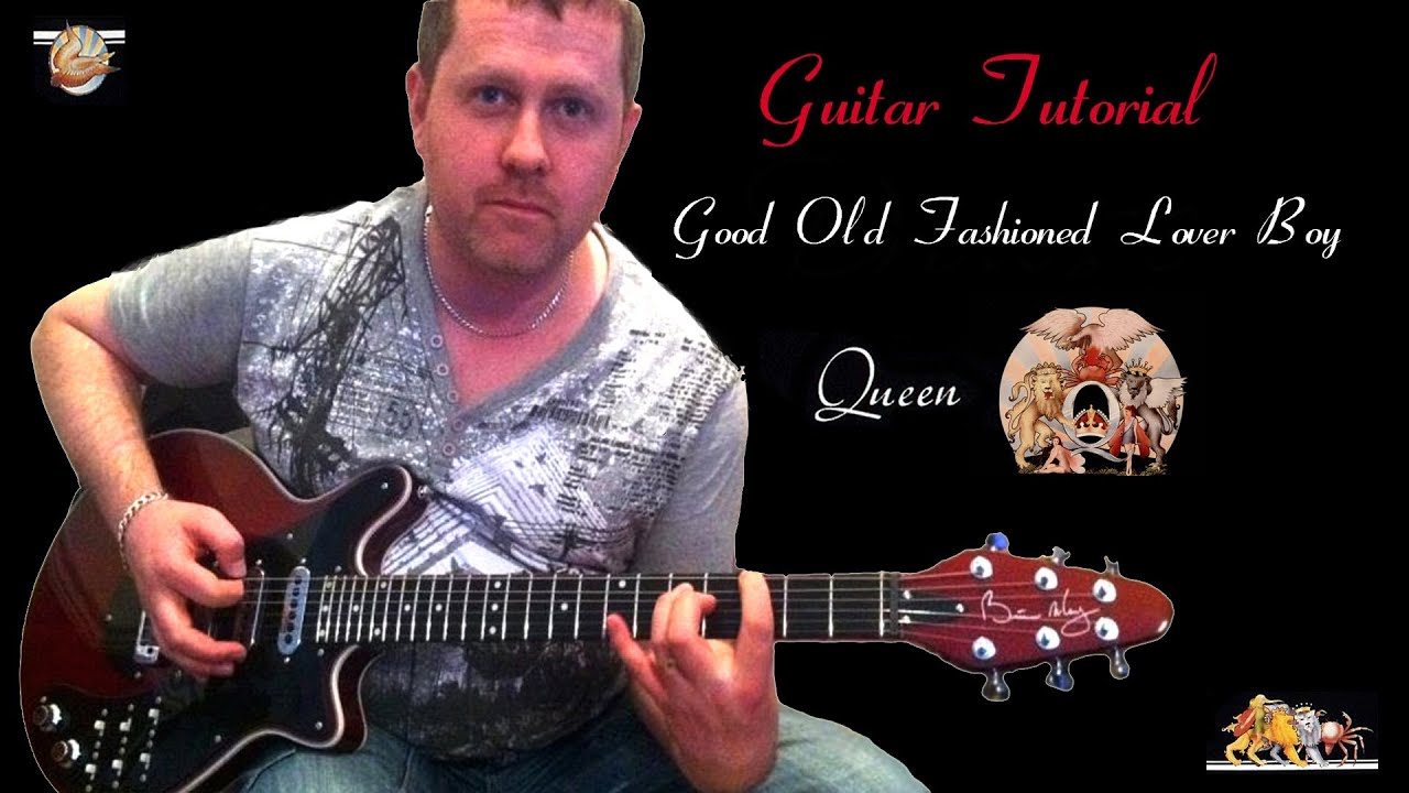 Queen Good Old Fashioned Lover Boy Official Video