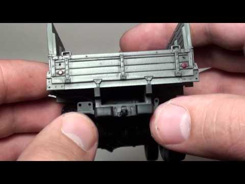 видео: ЗиЛ-157К Сборка модели в 1.43 масштабе