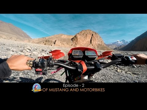 Sammy Adventures Ep 2: Of Mustang and Motorbikes