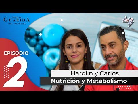 AÚN NO TIENE UN PLAN DE NUTRICIÓN PARA MEJORAR TU SALUD? // CARLOS Y HAROLIN TE LO DIRÁN