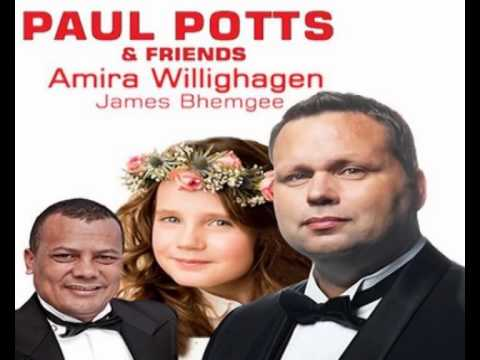 Radio-interview Paul Potts & Friends @ CliffCentral