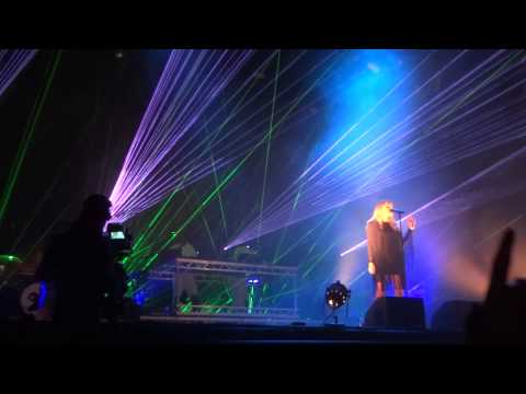 Röyksopp & Robyn Live (HD 1080p 50fps) @ Way Out West, Gothenburg 2014-08-09