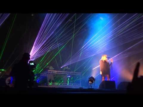 Röyksopp & Robyn Live (HD 1080p 50fps) @ Way Out West, Gothenburg 2014-08-09