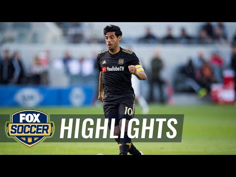 90 in 90: Los Angeles FC vs. Portland Timbers | 2019 MLS Highlights